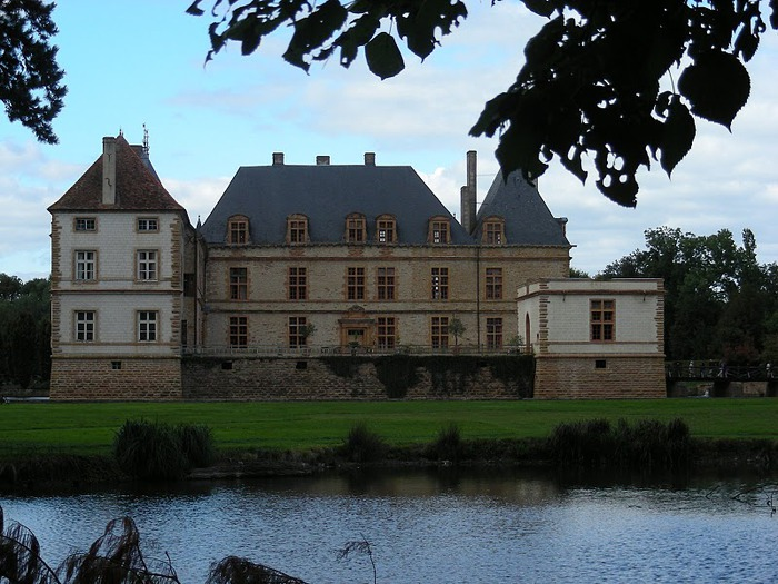 Замок де Корматэн -Chateau de Cormatin 45035