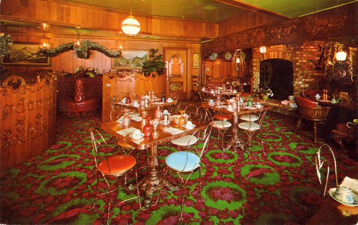 Отель Madonna Inn - Фантазии без границ 92224