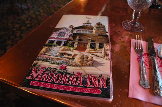 Отель Madonna Inn - Фантазии без границ 29961