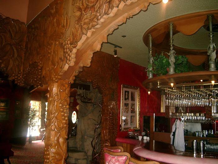 Отель Madonna Inn - Фантазии без границ 72322