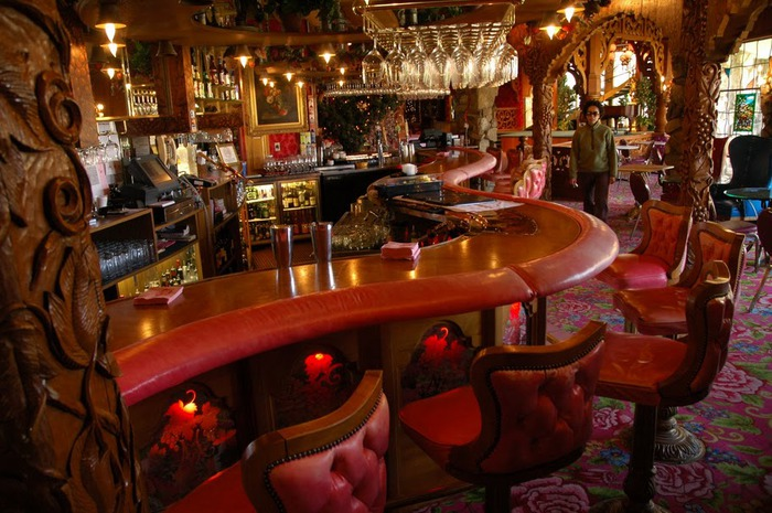 Отель Madonna Inn - Фантазии без границ 60846