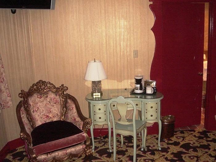 Отель Madonna Inn - Фантазии без границ 60387
