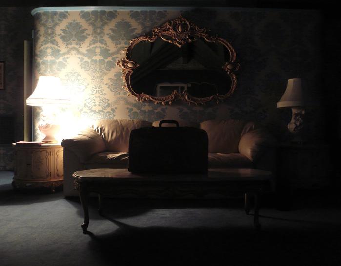 Отель Madonna Inn - Фантазии без границ 55875