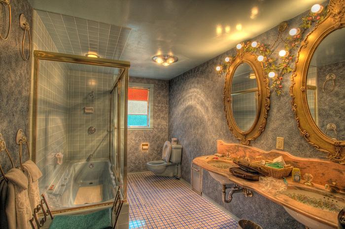 Отель Madonna Inn - Фантазии без границ 77696