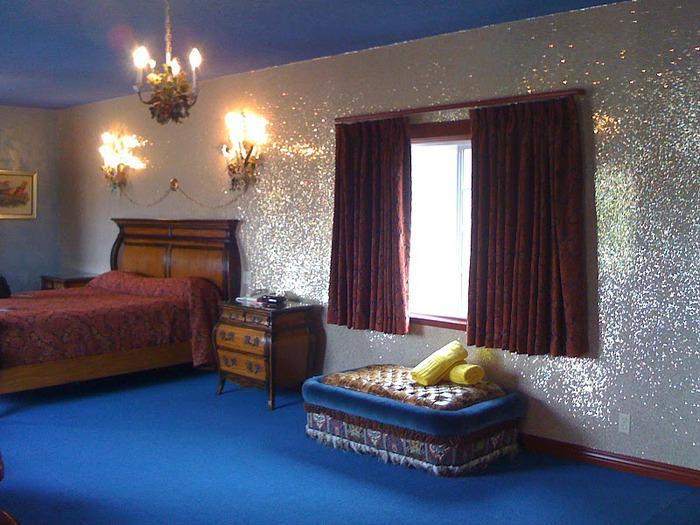 Отель Madonna Inn - Фантазии без границ 57807