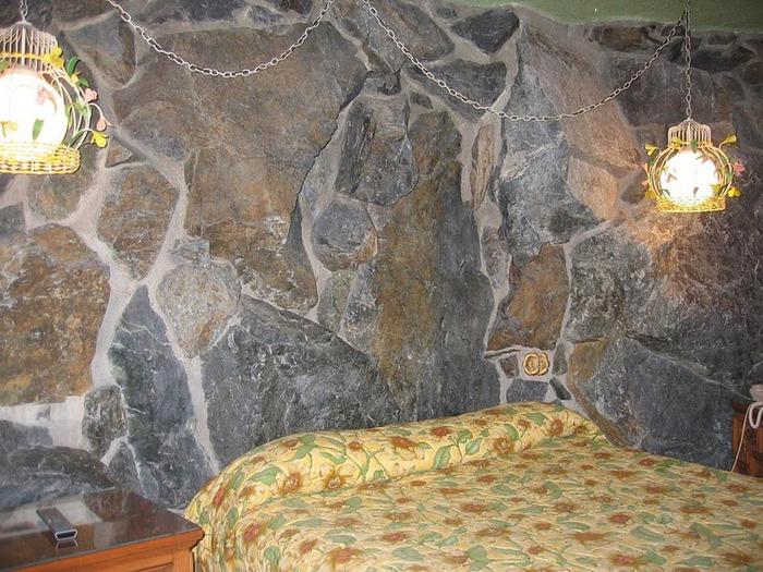 Отель Madonna Inn - Фантазии без границ 84218