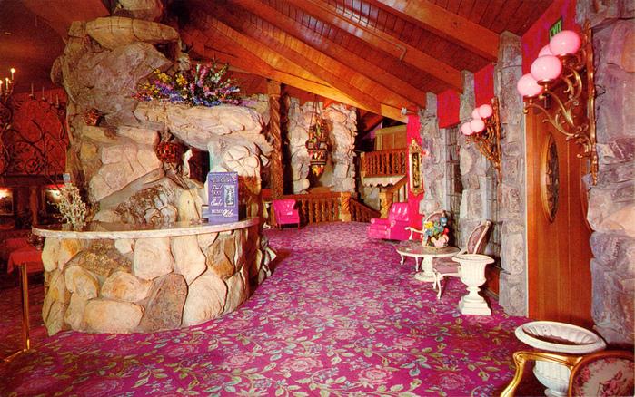 Отель Madonna Inn - Фантазии без границ 62342