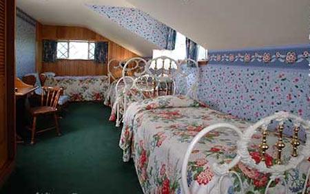 Отель Madonna Inn - Фантазии без границ 92082