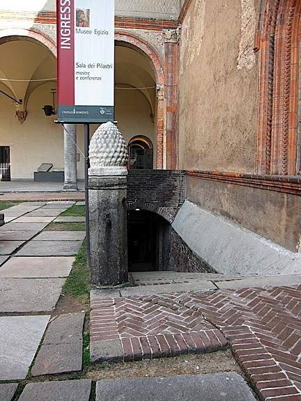 Замок Сфорца (Castello Sforzesco) 57292