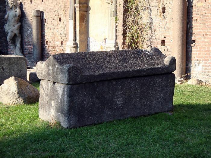 Замок Сфорца (Castello Sforzesco) 38989