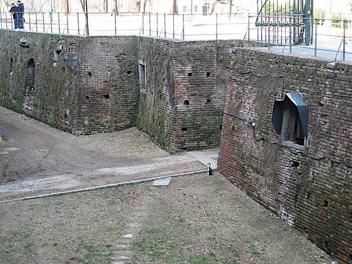Замок Сфорца (Castello Sforzesco) 84178