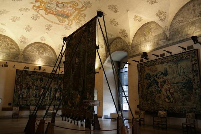 Замок Сфорца (Castello Sforzesco) 19195