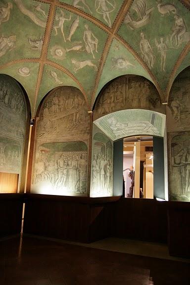 Замок Сфорца (Castello Sforzesco) 98823