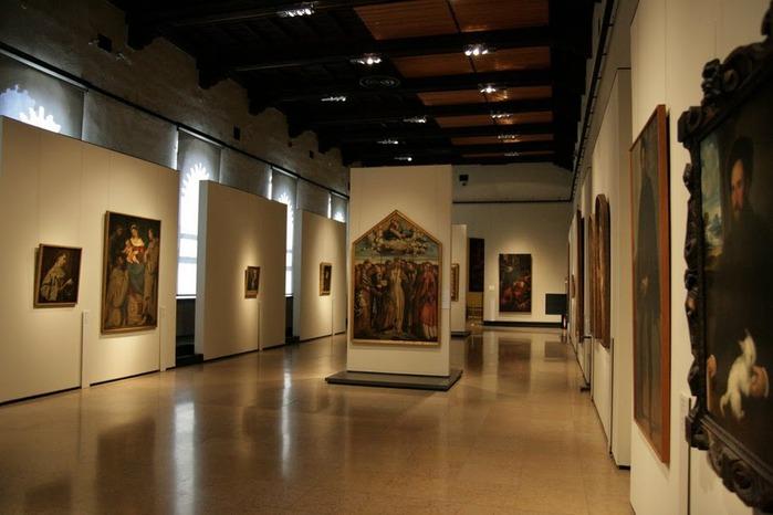 Замок Сфорца (Castello Sforzesco) 21114