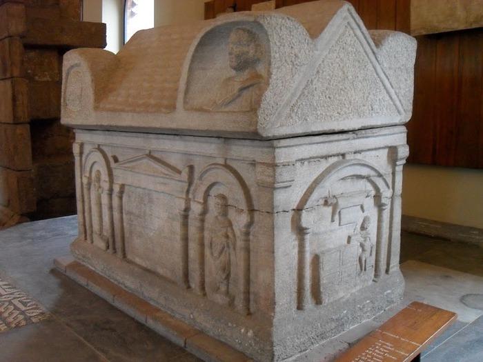 Замок Сфорца (Castello Sforzesco) 70346