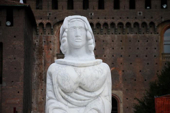 Замок Сфорца (Castello Sforzesco) 18362