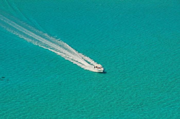 Остров Бора-Бора - жемчужина Тихого океана с перламутровой лагуной 81292