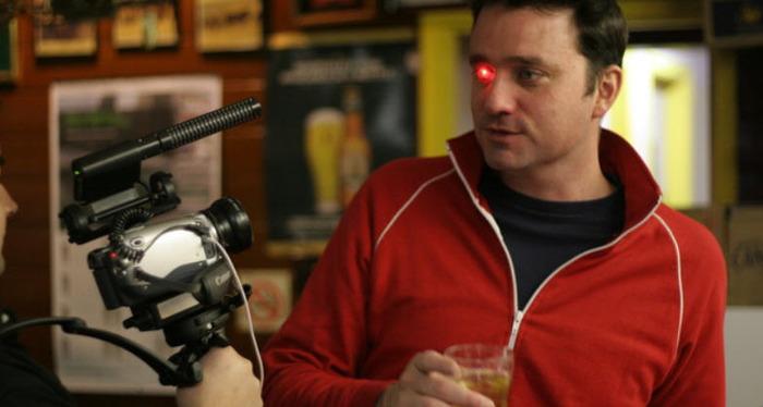 Айборг. Канадец с видеокамерой в глазнице