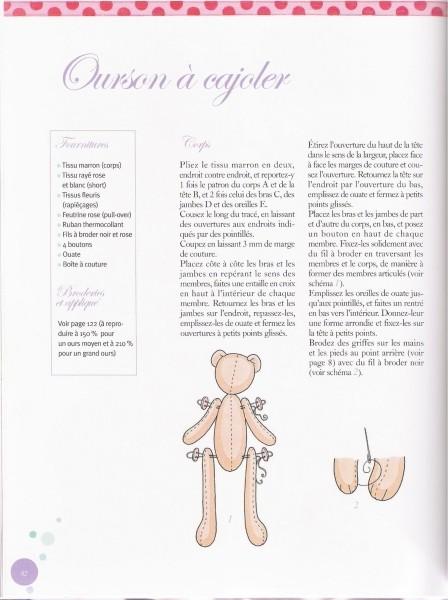 Примитивные игрушки с выкройками. 61207669_1278394372_La_Maison_de_Tilda_78