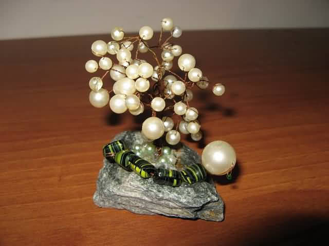 easy bead tree