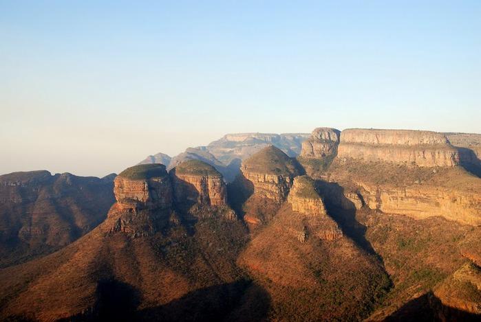 каньон Реки Блайд (Blyde River Canyon) 89612