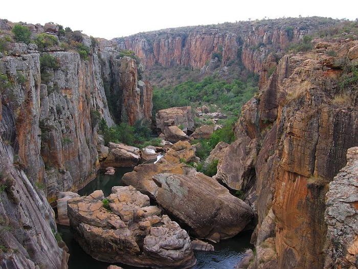 каньон Реки Блайд (Blyde River Canyon) 40372