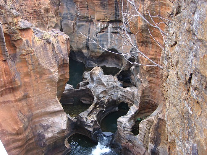 каньон Реки Блайд (Blyde River Canyon) 65191