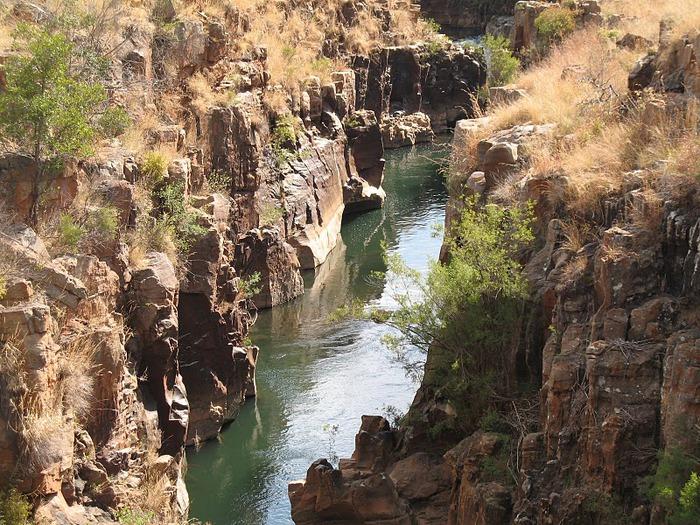 каньон Реки Блайд (Blyde River Canyon) 82182