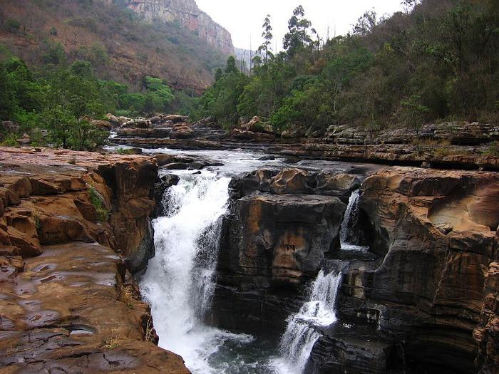 каньон Реки Блайд (Blyde River Canyon) 59042