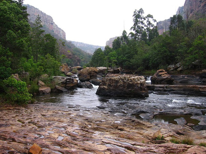 каньон Реки Блайд (Blyde River Canyon) 88908