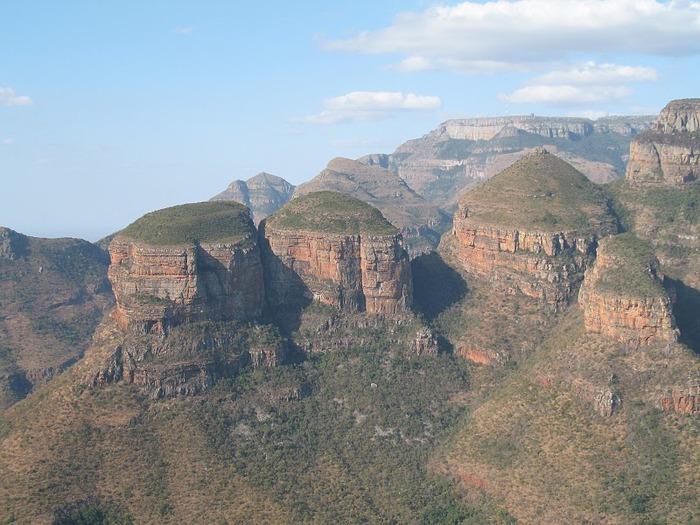 каньон Реки Блайд (Blyde River Canyon) 38956