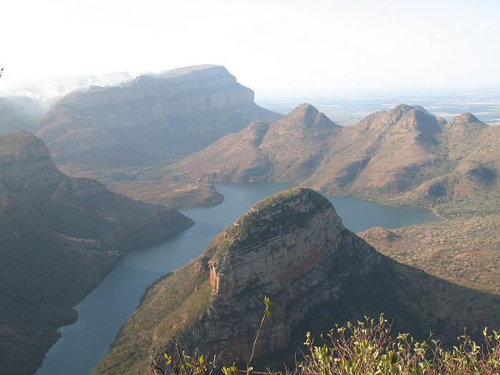 каньон Реки Блайд (Blyde River Canyon) 14022