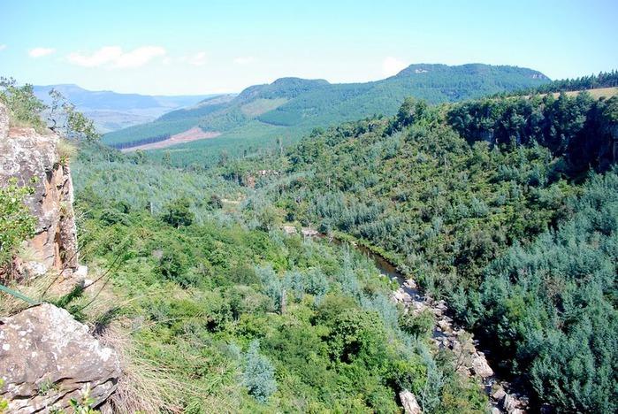 каньон Реки Блайд (Blyde River Canyon) 61607