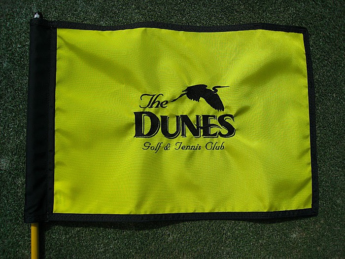 the Dunes golf & tennis club 20991