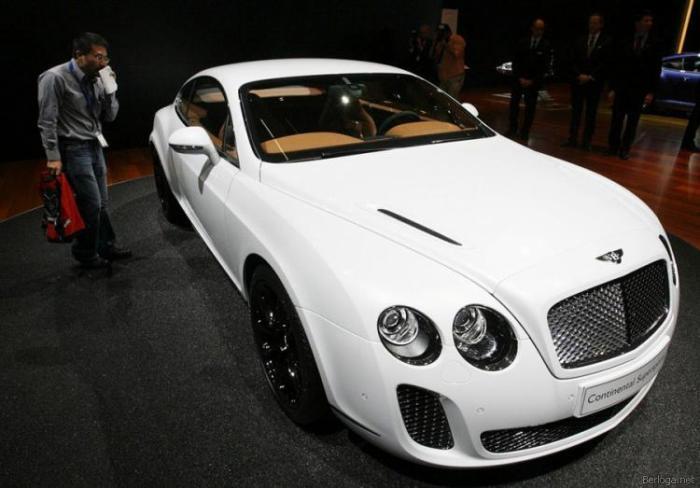 10 лучших роскошных автомобилей в мире