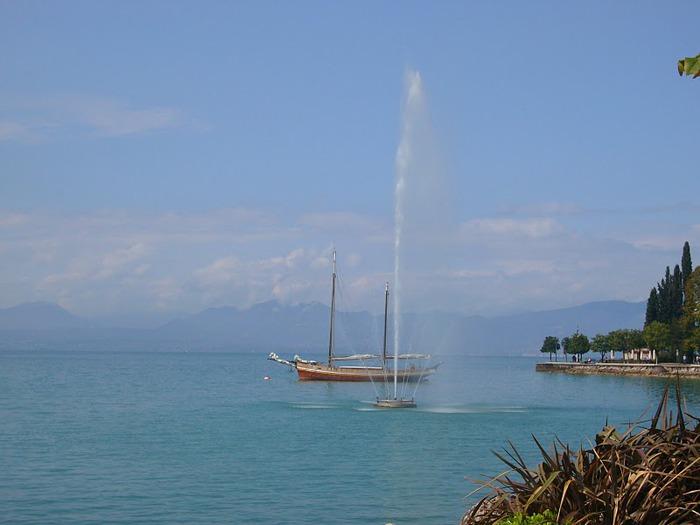 Озеро Гарда – cапфир в ожерелье озер Италии. 98129