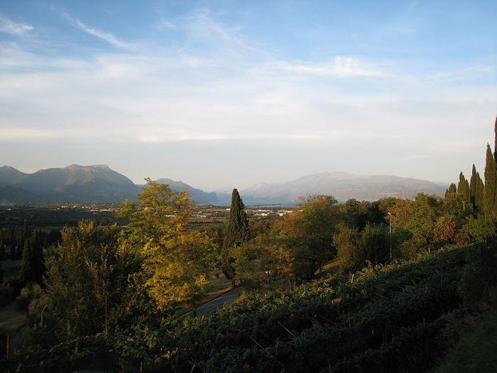 Озеро Гарда – cапфир в ожерелье озер Италии. 96518