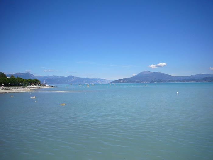 Озеро Гарда – cапфир в ожерелье озер Италии. 67086