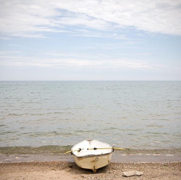 Озеро Мичиган от Джейн Фалтон (Jane Fulton)