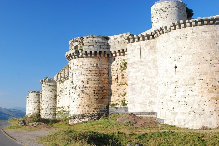 Крепость Крак-де-Шевалье или Крак де л'Оспиталь 55241