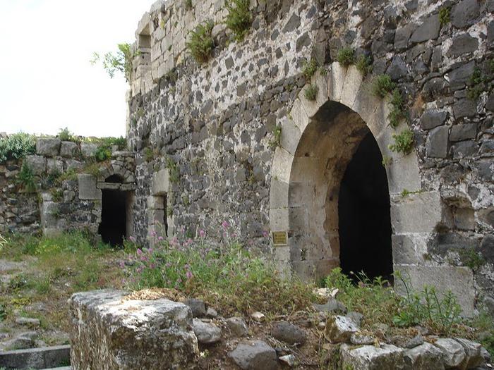 Крепость Крак-де-Шевалье или Крак де л'Оспиталь 89518