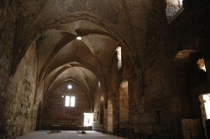 Крепость Крак-де-Шевалье или Крак де л'Оспиталь 43920