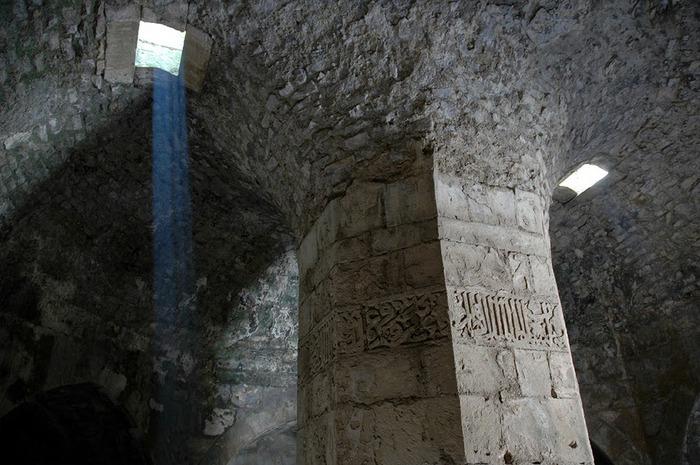 Крепость Крак-де-Шевалье или Крак де л'Оспиталь 53041