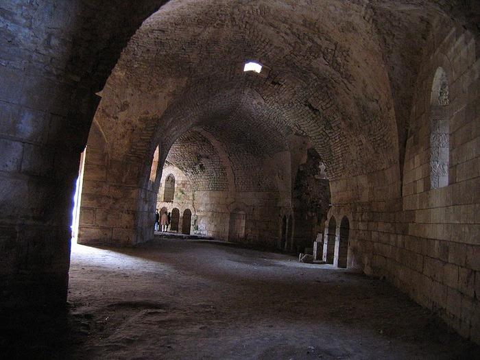 Крепость Крак-де-Шевалье или Крак де л'Оспиталь 74542