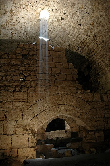 Крепость Крак-де-Шевалье или Крак де л'Оспиталь 54194