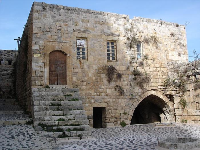 Крепость Крак-де-Шевалье или Крак де л'Оспиталь 80696