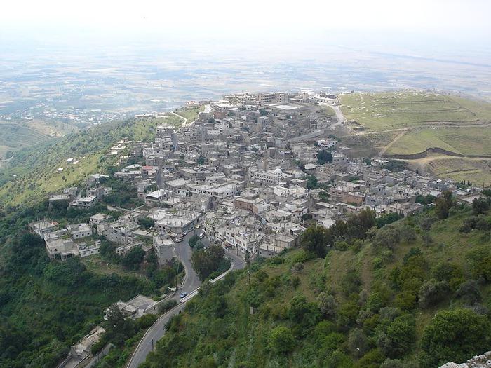 Крепость Крак-де-Шевалье или Крак де л'Оспиталь 13469