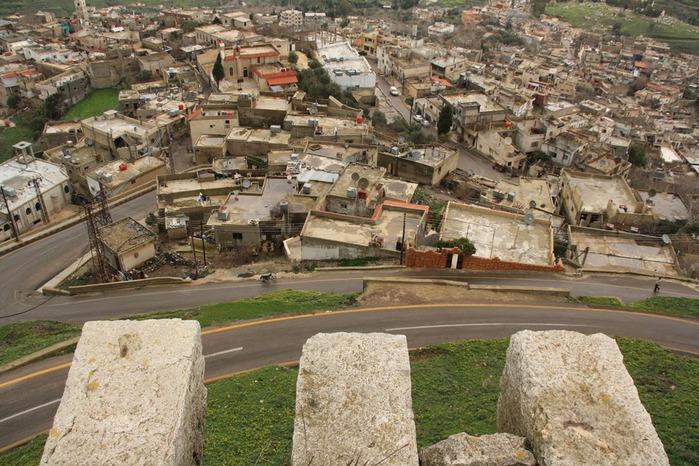 Крепость Крак-де-Шевалье или Крак де л'Оспиталь 77644