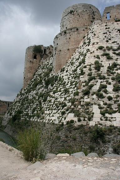 Крепость Крак-де-Шевалье или Крак де л'Оспиталь 37600