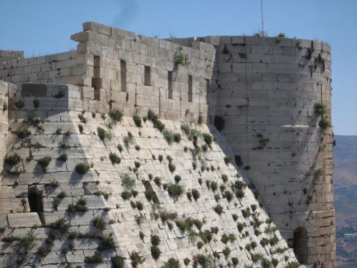 Крепость Крак-де-Шевалье или Крак де л'Оспиталь 71735